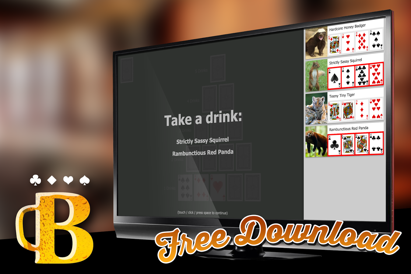Drinking Game for your Chromecast |